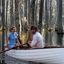 Rachel McAdams e Ryan Gosling in una scena di Le pagine della nostra vita, del 2004