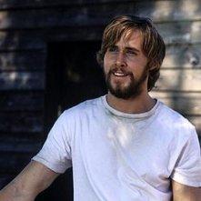 Ryan Gosling in una sequenza di Le pagine della nostra vita