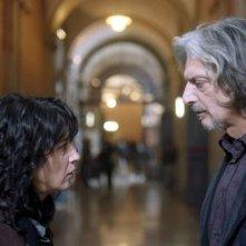 Angela Baraldi in una scena di Quo Vadis, Baby? (2005)