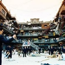 Chan Kwok Kuen in una scena di Kung Fusion