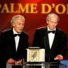 I vincitori della Palma d'oro, Jean-Pierre e Luc Dardenne