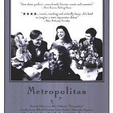 La locandina di Metropolitan