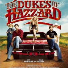 La locandina di The Dukes of Hazzard
