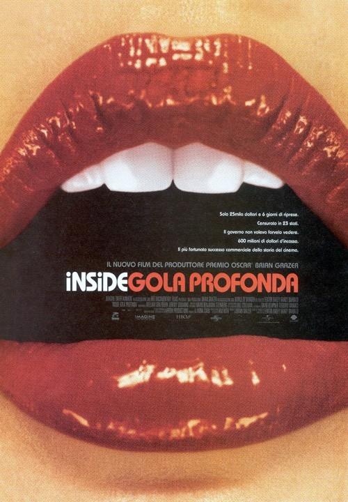 La Locandina Italiana Di Inside Gola Profonda 14596