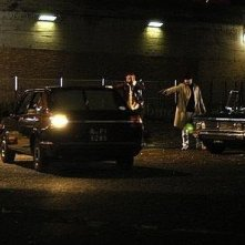 Una scena del film I fatti della banda della Magliana, del 2004
