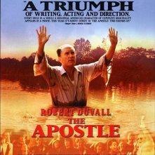 La locandina di L'apostolo