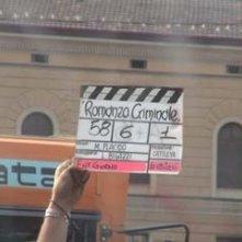 Sul set di Romanzo criminale