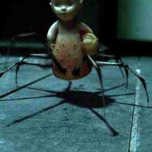 Una delle bizzarre creature del film I guardiani della notte