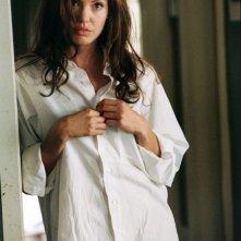 Una splendida Angelina Jolie in Mr. and Mrs. Smith