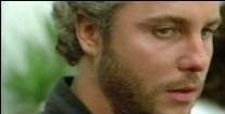 Un primo piano di William Petersen in una scena di Manhunter