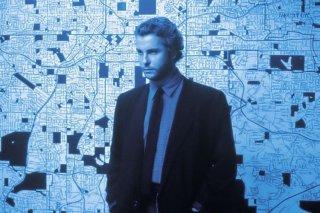 Manhunter: una scena del film con William Petersen