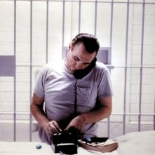 Brian Cox in una scena del film Manhunter