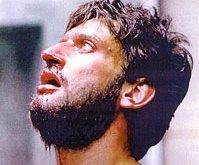 Ivan Franek in una scena de Il silenzio dell'allodola