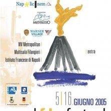 La locandina del Napoli FilmFestival 2005