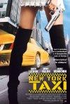 La locandina italiana di New York Taxi