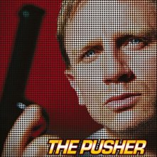 La locandina italiana di The Pusher