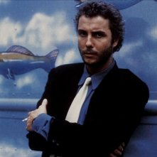 William Petersen in una sequenza del film Manhunter - frammenti di un omicidio