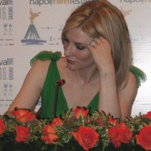 Cate Blanchett ospite al Napoli FilmFestival 2005