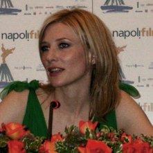 Cate Blanchett al Napoli Film Festival 2005