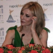 Cate Blanchett al Napoli FilmFestival (2005)