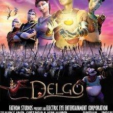 La locandina di Delgo