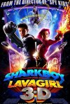 La locandina di The Adventures of Shark Boy & Lava Girl in 3-D