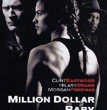 La copertina DVD di Million Dollar Baby - Special edition