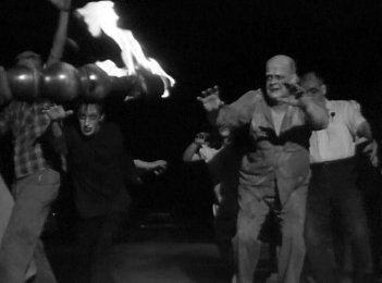 Una scena de La notte dei morti viventi