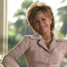Jane Fonda in una sequenza di Quel mostro di mia suocera