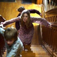Melissa George in una scena di Amityville Horror
