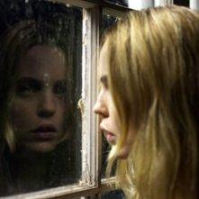 Melissa George in una scena di The Amityville Horror
