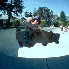 Tony Alva in una scena di Dogtown an Z-Boys