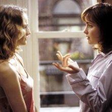 Diane Kruger e Rose Byrne  in una scena di Appuntamento a Wicker Park