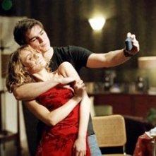 Josh Hartnett e Diane Kruger  in una scena del film Appuntamento a Wicker Park