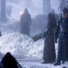 Una scena di Underworld: Evolution