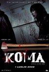 Il manifesto italiano di Koma
