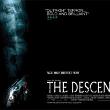 La locandina di The Descent