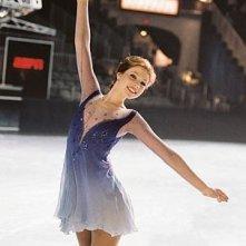 Michelle Trachtenberg in una scena di Ice Princess
