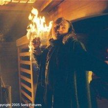 Rade Serbedzija in una scena del remake di Fog