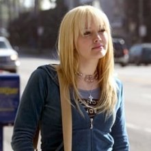 Hilary Duff in una scena di Nata per vincere