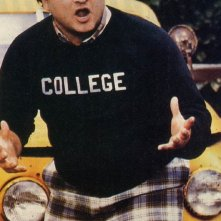 John Belushi in una scena di Animal House