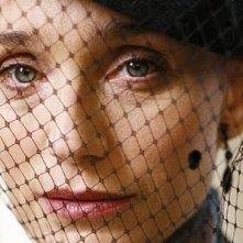 Kristin Scott Thomas in una scena di Arsène Lupin