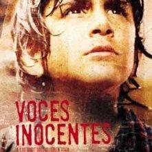 La locandina di Voces inocentes