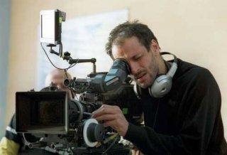 Luca Guadagnino sul set di Melissa P.