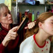 Maria Valverde con Geraldine Chaplin in una scena di Melissa P.