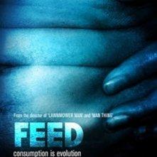 La locandina di Feed