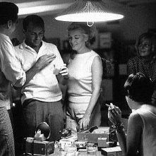 Marilyn Monroe e Frank Sinatra