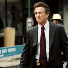 Sean Penn nel film The Interpreter