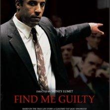 La locandina di Find Me Guilty