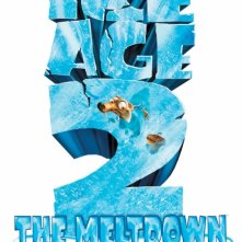 La locandina di Ice Age 2: The Meltdown